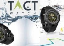 smartwatch tactical Tact Watch avaliações e opiniões