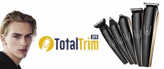 Totaltrim Pro afeitadora eléctrica para hombre reseñas y opiniones