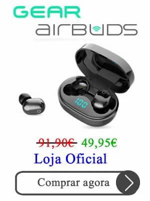 veja compra Gear Airbuds online