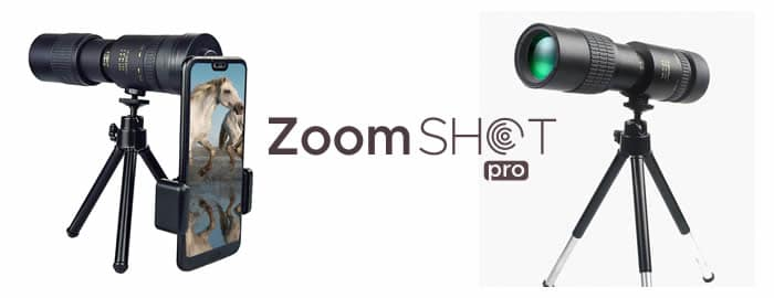 Zoomshot Pro zoom para smartphones avaliaçoes e opinioes