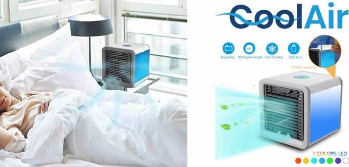 Coolair the Air Cooler Billig erfahrungen und meinungen