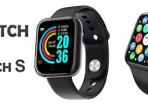 Airwatch versus Airwatch S comparaison des deux smartwatch