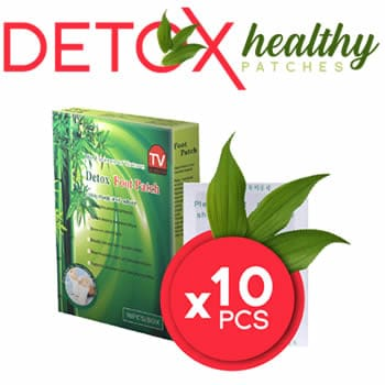 buy Detox Healthy Patches detox patches for feet reviews and opinions