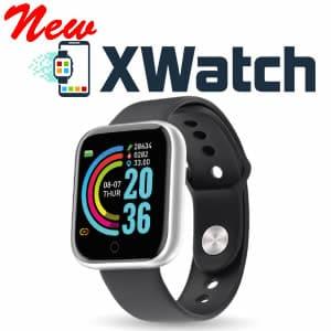 comprar xWatch Pro novo modelo de smartwatch avaliações e opiniões