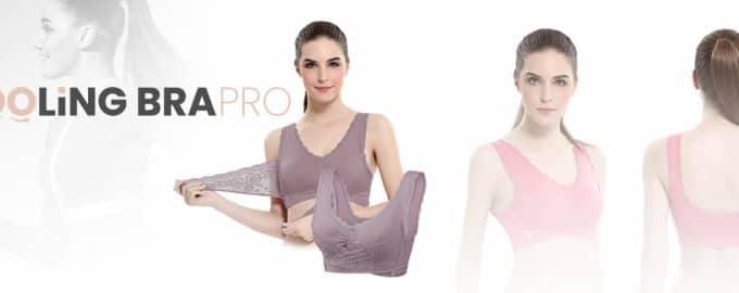 Cooling Bra Pro el sujetador push-up que alivia dolor de espalda reseñas y opiniones