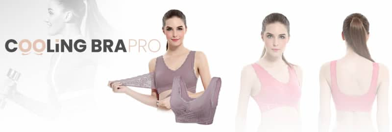 Cooling Bra Pro the push-up bra that relieves back pain reviews and opinions