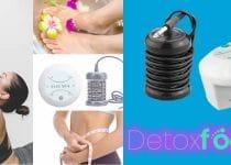 Detox Foot Spa banho desintoxicação para pés avaliações e opiniões