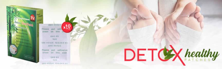 Detox Healthy Patches detox patches for feet reviews and opinions