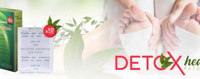 Detox Healty Patches parches detox para pies reseñas y opiniones