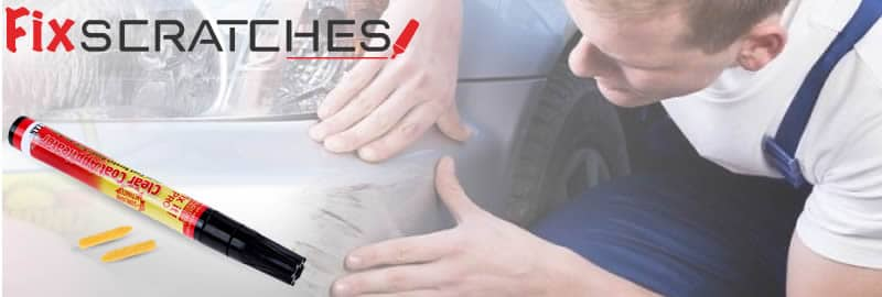 Fix Scratches marker repair of scuffs and scratches for car reviews and opinions