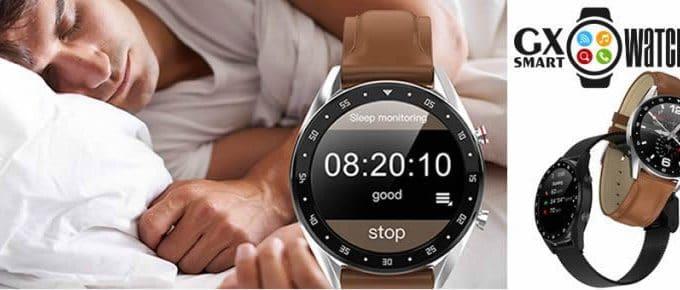 GX smartwatch avaliações preço e opiniões