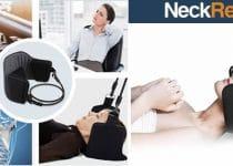 Neck Relax Gurt Gerat Relaxer für Nackenschmerzen