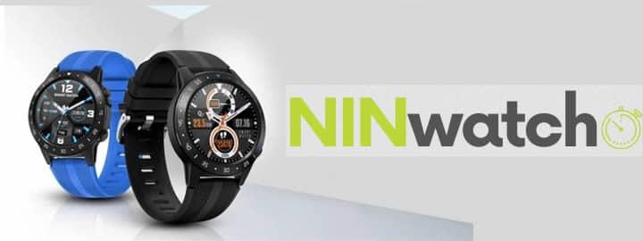 Nin Watch smartwatch avec GPS et carte SIM avis et opinions