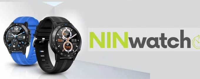 Nin Watch smartwatch with GPS and SIM card reviews and opinions