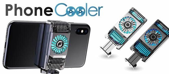 Phone Cooler dispositivo di raffreddamento batteria telefono recensioni e opinioni