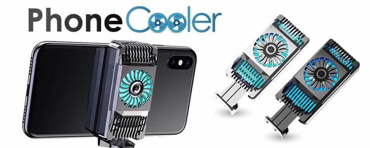 Phone Cooler o enfriador de bateria de phone avaliações e opiniões