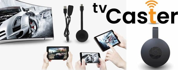 TV Caster conectar tv ao smartphone avaliações e opiniões