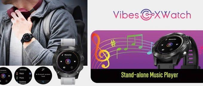 Vibes Watch smartwatch avaliações e opiniões