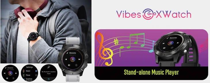 Vibes XWatch smartwatch reseñas y opiniones