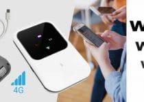 Wifi Pod router amplificateur de signal wifi 4G avis et opinions