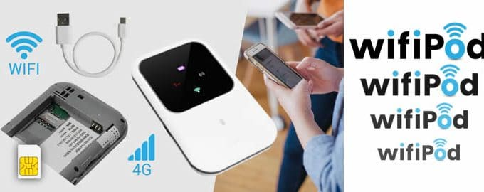 Wifi Pod signal amplifier wifi router 4G reviews and opinions