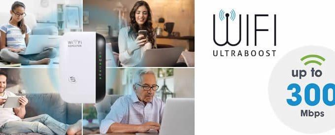 Wifi Ultraboost the best Wifi amplifier avaliações e opiniões