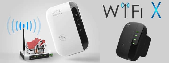 WiFi X le meilleur répéteur et amplificateur WiFi avis et opinions