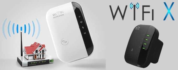 WiFi X o melhor repetidor e amplificador de WiFi avaliações e opiniões