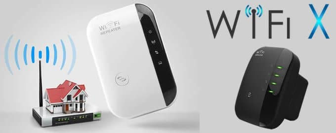 WiFi X the best repeater and amplifier WiFi reviews and opinions