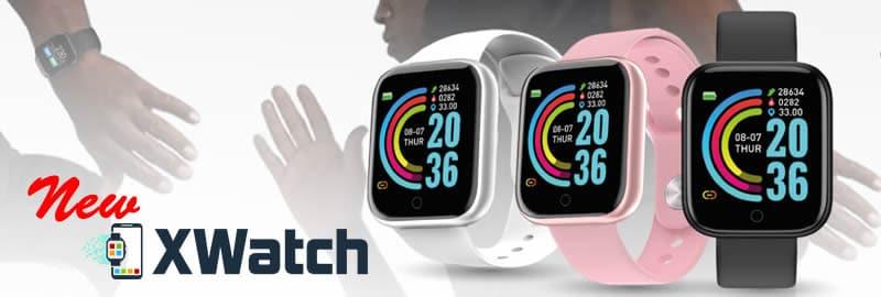 xWatch novo modelo de smartwatch avaliações e opiniões