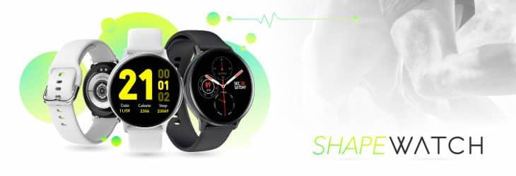 Shape Watch die mächtigsten Smartwatch erfahrungen und meinungen