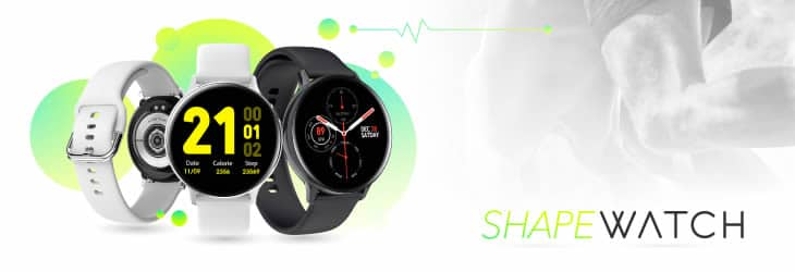 Shape Watch the most powerful smartwatch reviews and opinions