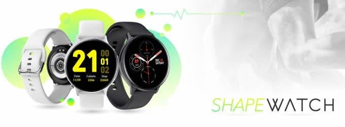 Shape Watch le recensioni e opinioni dello smartwatch più potente