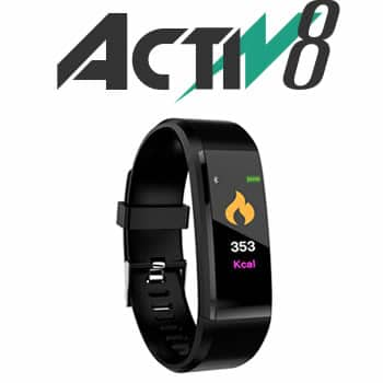 acquistare Activ8 smartband economici recensioni e opinioni
