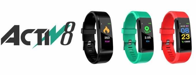 Activ8 billiges Smartband erfahrungen und meinungen