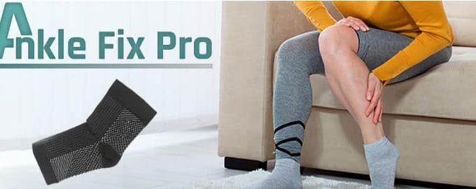 Ankle Fix Pro Sport elastische Knöchelorthese Erfahrungen und Meinungen