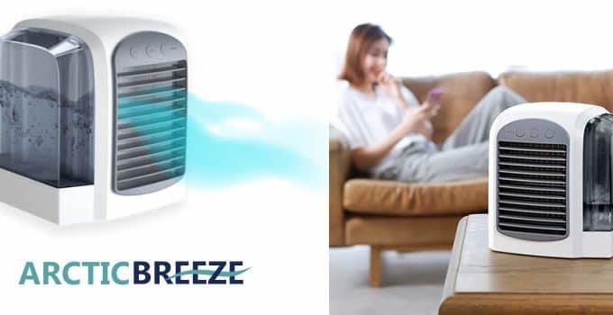 Arcticbreeze umidificatore condizionatore d'aria
