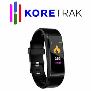 comprar Koretrak smartband fitness tracker reseñas y opiniones