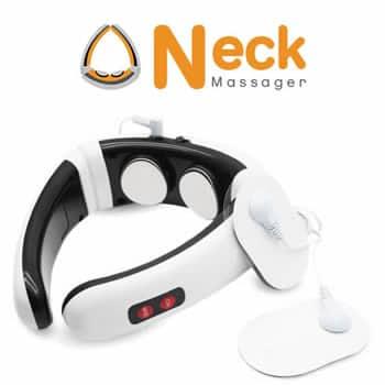 comprar Neck Massager masajeador para dolor de cuello reseñas y opiniones