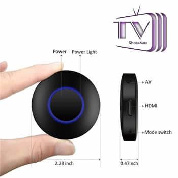 comprar TV Share Max conecta smartphone a la tv reseñas y opiniones