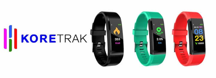 Koretrak smartband fitness tracker reseñas y opiniones