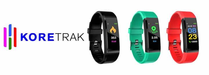Koretrak smartband fitness tracker recensioni e opinioni