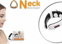 Neck Massager new smart neck massager anti-stress reviews and opinions