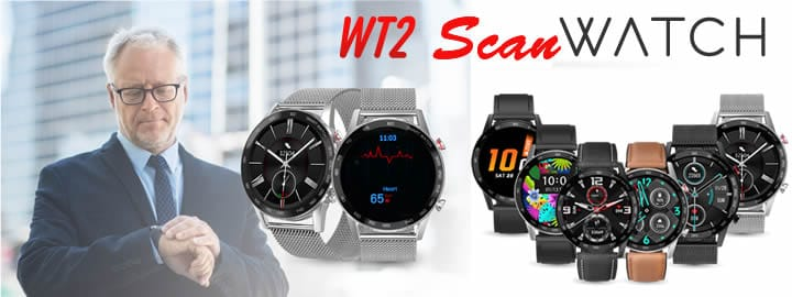 Scanwatch smartwatch model wt2 reviews and opinions