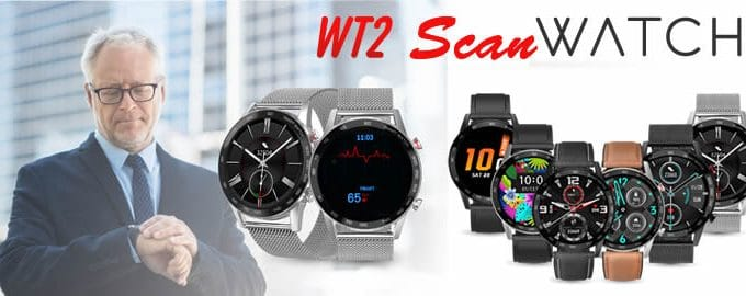 Scanwatch smartwatch modelo wt2 reseñas y opiniones