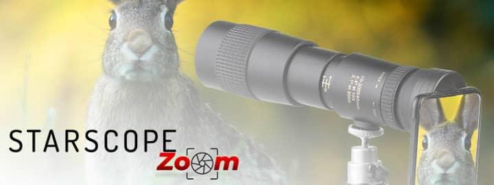 Starscope monocular zoom para smartphones reseñas y opiniones