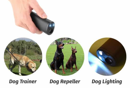 barxbuddy BarXStop anti bark repellent for dogs