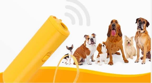 barxbuddy BarXStop repelente ultrassônico para cães