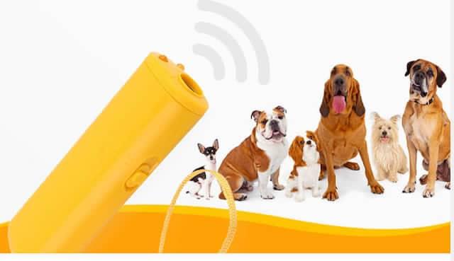 barxbuddy BarXStop repelente ultrasónico para perros