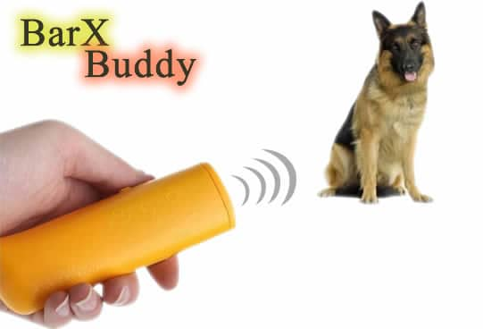 barxbuddy BarXStop repellent ultrasonic for dogs